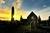 Kilmacduagh Abbey 1, Co Galway