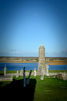 Clonmacnoise Abbey, Co Offaly