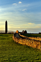 Kilmacduagh Abbey 2, Co Galway